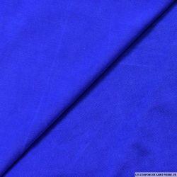 Maille maillot de bain bleu électrique