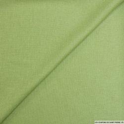 Bourrette polyester vert pomme