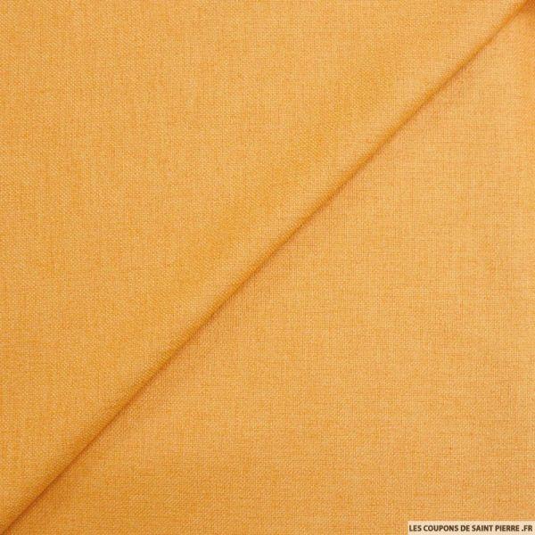 Bourrette polyester orange