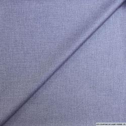 Bourrette polyester lilas