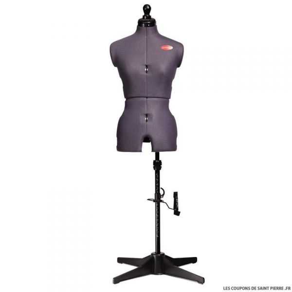 Mannequin de couture LegForm taille S 36/42