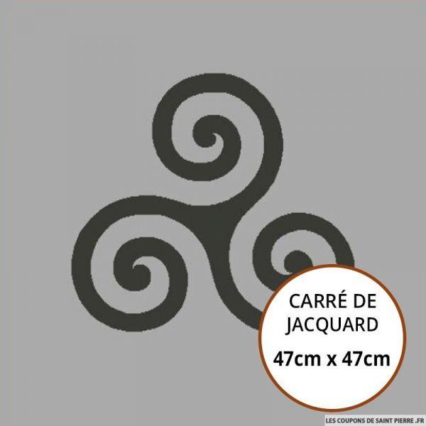 Jacquard Triskel- 47cm x 47cm