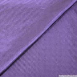Jacquard polyester ultraviolet