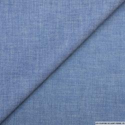 Jean's coton bleu clair