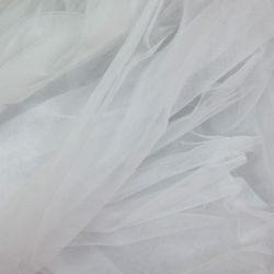 Tulle de mariage blanc au mètre