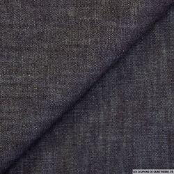 Jean's coton bleu brut souple