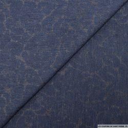Jean's coton élasthane bleu sauvage