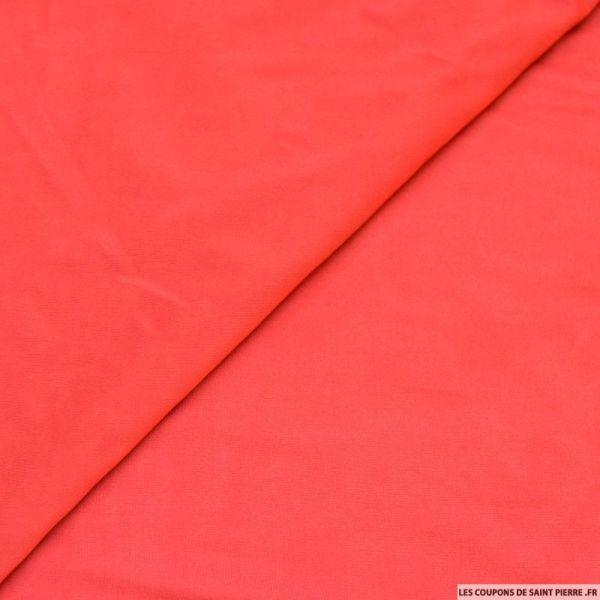 Maille maillot de bain rouge