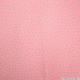 Piqué de coton imprimé feux d'artifice ciel fond rose