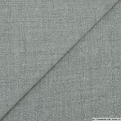 Etamine acrylique gris