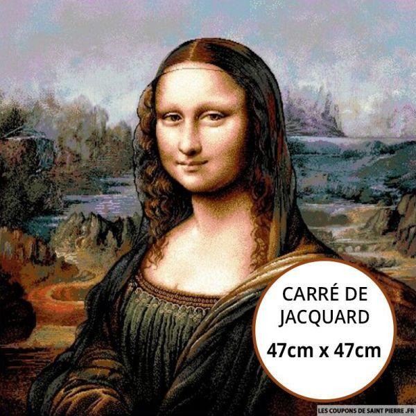 Jacquard La Joconde - 47cm x 47cm