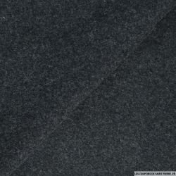 Laine mélangée gris anthracite