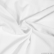 Crêpe polyester blanc