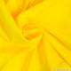 Crêpe polyester jaune