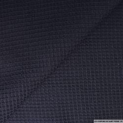 Coton nid d'abeille marine