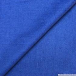 Jean's coton fin bleu moyen