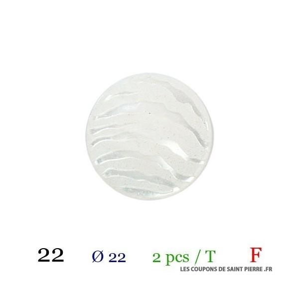 Tube 2 boutons Ø 22mm