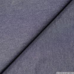 Jean's coton elasthane bleu