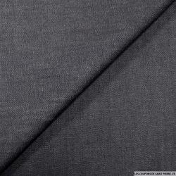 Jean's coton élasthane brut
