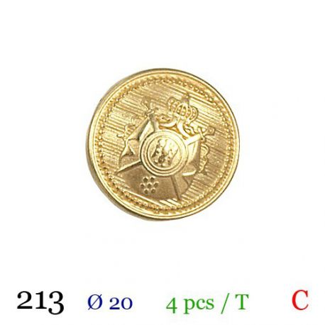 tube 6 boutons 10mm coupons de saint pierre. Black Bedroom Furniture Sets. Home Design Ideas