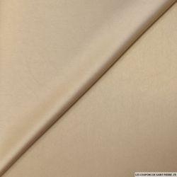 Crêpe envers satin polyester mastic