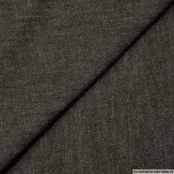 Jean's coton élasthane brut anthracite