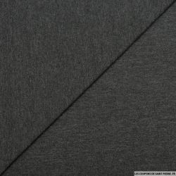 Jersey polyviscose anthracite