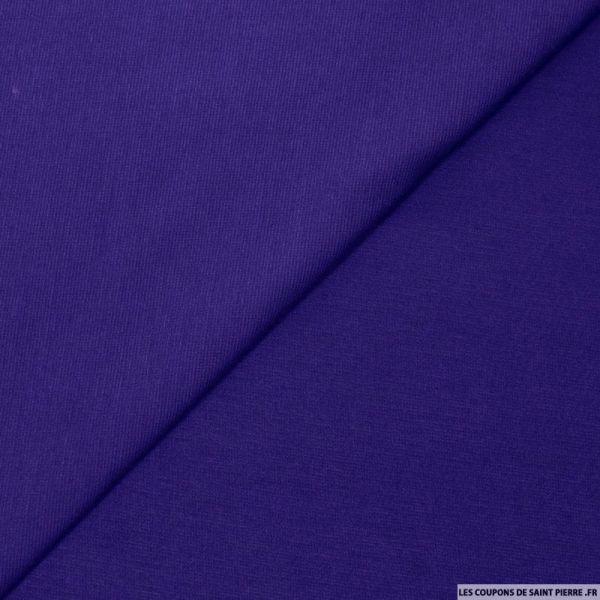 Maille Milano bleu roi