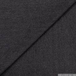 Jean's coton élasthane souple brut