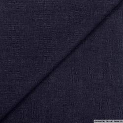 Jean's coton élasthane bleu brut