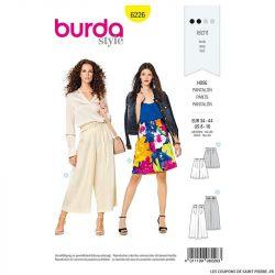 Patron Burda n°6226: Bermuda
