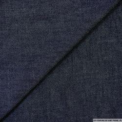 Jean's coton brut envers ocre