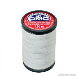 Fil à coudre Blanc tous textiles 120m