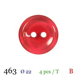 Tube 6 boutons Ø 10mm