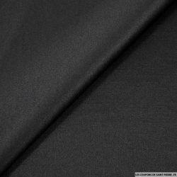 Toile de polycoton noir