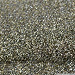 tweed lurex or et argent