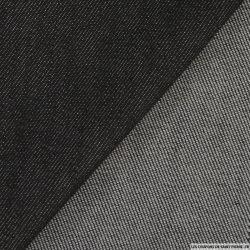 Jean's coton anthracite chiné