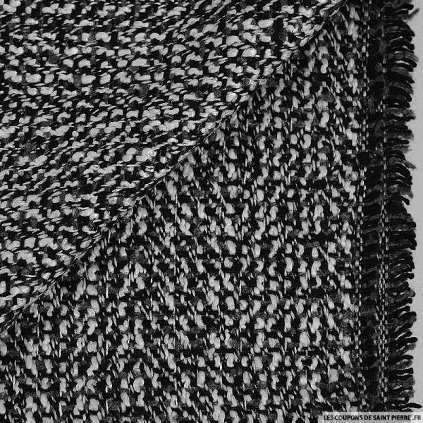 Bouclette chiné polyester