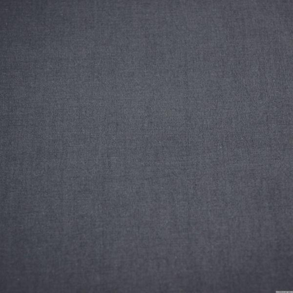 Coton élasthanne gris foncé