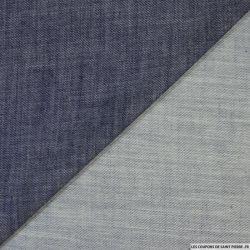 Jean's coton bleu paradis