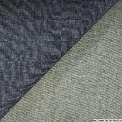 Jean's coton elasthane gris-bleu