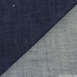 Jean's coton bleu minéral
