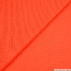 Ottoman coton orange sanguine