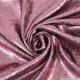 Crêpe irisé rose